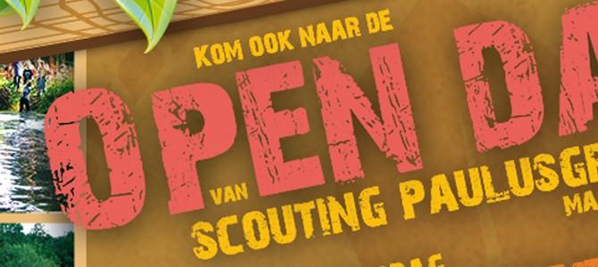 Open dag 11 oktober