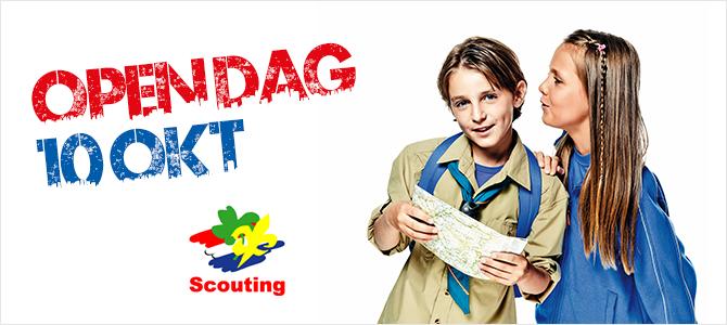 Open dag Scouting Maassluis 2015