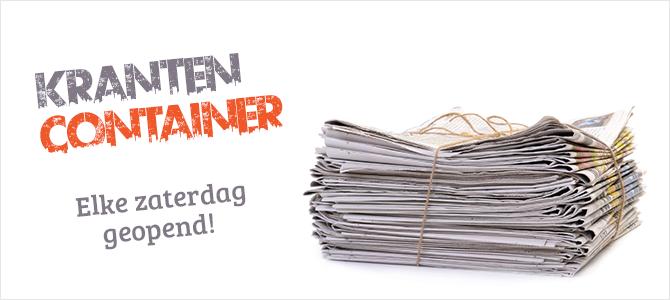 Krantencontainer